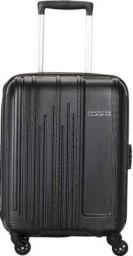 American Tourister Small Cabin Luggage (55 cm) - HAMILTON SPINNER Black