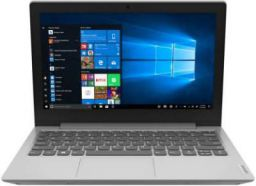 Lenovo Ideapad Slim APU Dual Core A4 A4-9120E - (4 GB/64 GB EMMC Storage/Windows 10 Home) 1-14AST-05 Thin and Light Laptop  (14 inch, Platinum Grey, 1.4 kg)