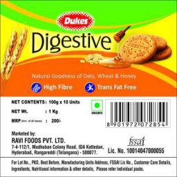 Dukes Digestive 10 x 100g