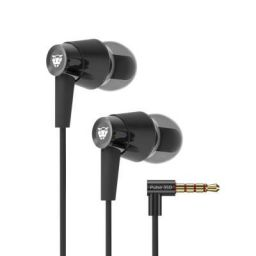 Ant Audio Pulse 350 Heavy Deep Bass Headset with Mic – Gun Black