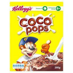 Kellogg's Coco Pops Pouch, 295 g