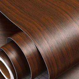 Wolpin Wall Stickers Furniture Wallpaper Wood (45 x 500 cm)