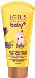 Lotus Herbals Feathery Pecks Soft Baby Creme(50 g)