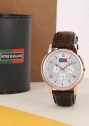 Peter England PE000017D Analog Watch  - For Men