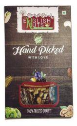 ENGLISH NUTS 100% Organic Quarter Kashmiri Walnuts KERNELS - 1KG ( Pack of 4 X 250 GMS)