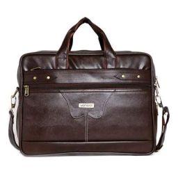 Veneer Mens Messenger Bag 15.6 Inch Waterproof Synthetic Leather Briefcase Large Satchel Shoulder Bag