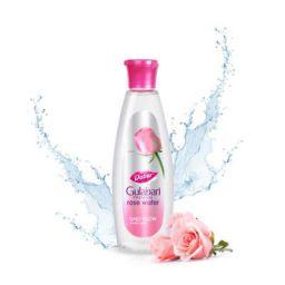 Dabur Gulabari Premium Rose Water with No Paraben for Cleansing and Toning, 400 ml