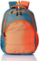 Princeware Legacy-02 28.8 Ltrs Blue Casual Backpack