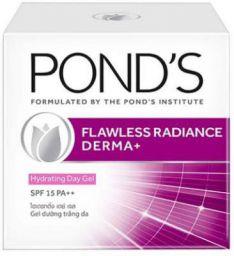 Ponds Flawless Radiance Derma+ Hydrating Day Gel SPF 15 (50 g)