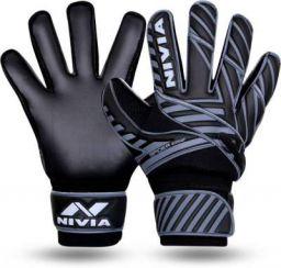 Nivia Ditmar Spider Goalkeeping Gloves(Black)