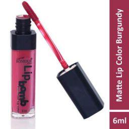 Bonjour Paris Super Matt Lip Color, Pink Poison, 5.6g