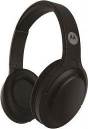 (Renewed) Motorola Escape 200 Over-Ear Bluetooth Headphones with Alexa (Black)