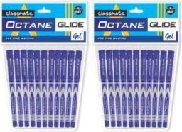 Classmate Octane glide Gel Pen (Pack of 22)