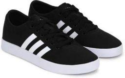 ADIDAS EASY VULC 2.0 Sneakers For Men  (Black)