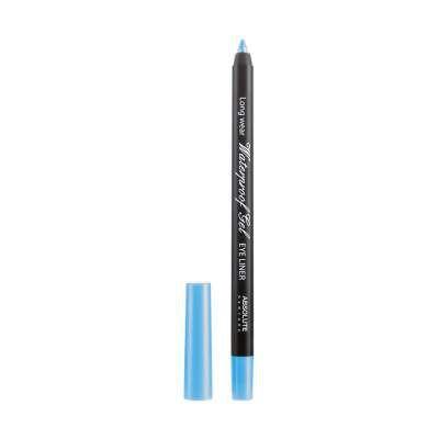 Absolute New York Waterproof Gel Eye Liner, Blue, 2g