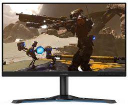 Lenovo Legion 24.5-inch FHD Gaming Near Edgeless Monitor, IPS Panel, 240Hz, 1ms - Y25-25 (Raven Black)