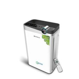 Havells Freshia AP-58 85-Watt Air Purifier with Remote (White/Black)