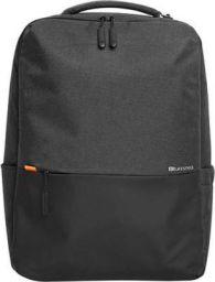 Mi Medium 21 L Laptop Backpack Business Casual  (Black)