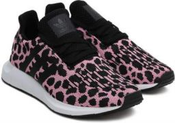 ADIDAS Swift Run W Training & Gym Shoes For Women  (Pink)