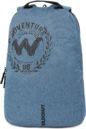 Wildcraft 17.5 L Laptop Backpack Knight_Mel  (Blue)