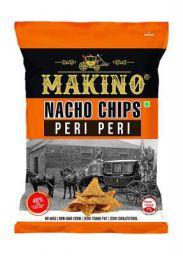 Makino Nacho Chips Peri Peri 200 gm