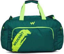 Wildcraft Flip Duf 2 Travel Duffel Bag Black