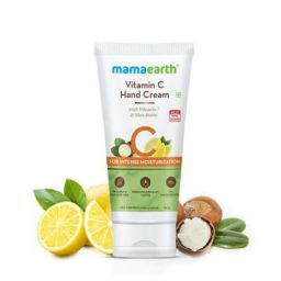 Vitamin C Hand Cream with Vitamin C and Shea Butter for Intense Moisturization