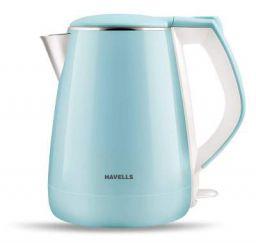 Havells KETTLE AQUA DX 1.2 LTR BLUE 1500W