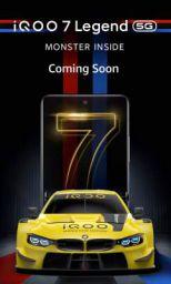 iQOO 7 Smartphone: coming Soon