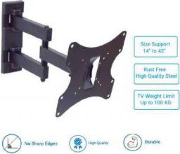 Sauran LCD/LED/PLASMA TV Swivel Type Movable Wall mount Bracket / Stand Full Motion