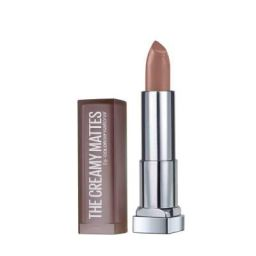 Maybelline New York Color Sensational Creamy Matte Lipstick, 631 Mysterious Mocha, 3.9g