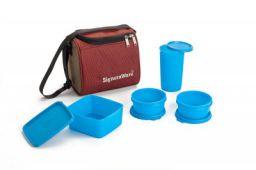 Signoraware Best Lunch Box - 4 pcs
