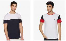 Amazon Brand Men's T-Shirts Starts at Rs 169