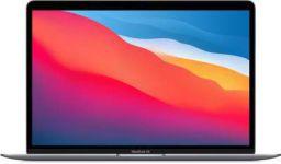 APPLE MacBook Air M1 - (8 GB/256 GB SSD/Mac OS Big Sur) MGN63HN/A (13.3 inch, Space Grey, 1.29 kg)