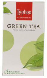 Typhoo Organic Green Tea, 25 Bags