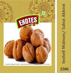 Exotes California Sabut akhrot (Walnuts), 250 g