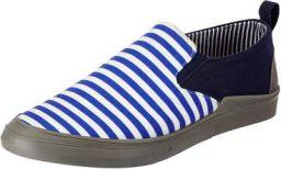 Amazon Brand - Symbol Mens Canvas Sneakers