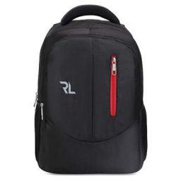Red Lemon Campus Lite 15.6 Inch Water Resistant Laptop Bag College School Travel Backpack