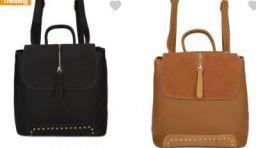 Chemistry Backpack Handbags at Rs.429