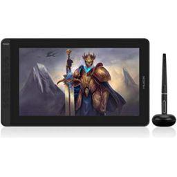 HUION Pen Display Kamvas 13 Graphic Drawing Tablet Tilt Function Battery-Free Stylus 8192 Pen Pressure 13.3inch 120% sRGB