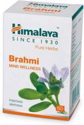 Himalaya Wellness Pure Herbs Brahmi Mind Wellness |Improves alertness |- 60 Tablet