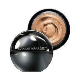 Lakme Absolute Skin Natural Mousse, Golden Medium 03, 25g