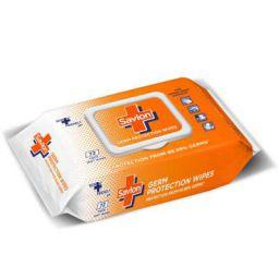 Savlon Germ Protection Wet Wipes - 72 Wipes