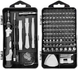 rts Precision Screwdriver Kit,119 in 1 Multi-Tool Kit