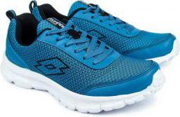 Lotto Splash Blue / Black Running Shoes For Men 6 Running Shoes For Men