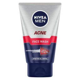 NIVEA Men Acne Face Wash 100