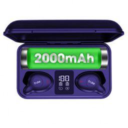 truke Fit Pro Power True Wireless Earbuds (TWS), Dolphin Design 2.0