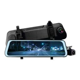 Suzec Moco M08 Rearview Dash Cam Wide with HD Rear Camera