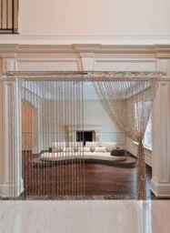 RAMCHA Golden KQS String Curtain (1)