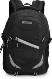 Provogue Spacy unisex backpack with rain cover and reflective strip 35 L Laptop Backpack